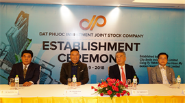 Establishment of Dat Phuoc Investment Joint Stock Company