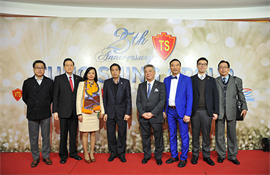 Tung Shing Group 25th Anniversary 2016