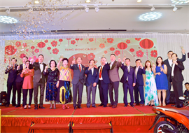 TSG Annual party 2019 HCMC
