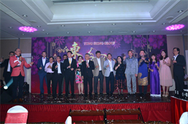 Mar 2018 – Tung Shing Group annual dinner Ho Chi Minh City